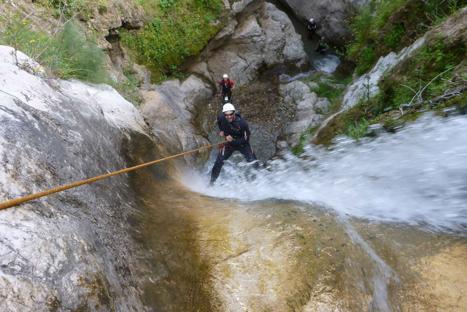 From Catania: 6-Hour Canyon Sun Tour