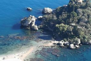 From Catania: Etna & Taormina Day Trip