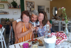 From Catania: Full-Day Etna Wine Tour