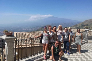 From Catania: Full-Day The Godfather Tour