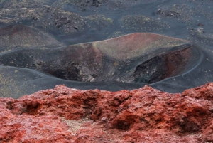 From Catania: Guided Tour of Mount Etna and Taormina