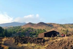 From Catania: Mount Etna Sunset Tour