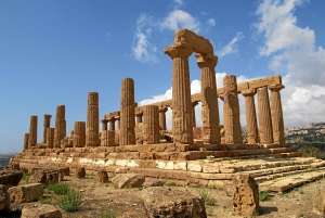 From Catania: Valley of the Temples and Turkish Steps