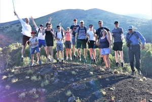From Messina: Mount Etna & Alcantara Gorge Small-Group Trek