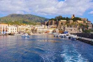 From Milazzo, Sicily: Vulcano and Lipari Islands Tour