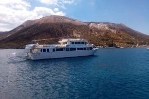 From Milazzo, Vulcano and Lipari Islands Tour