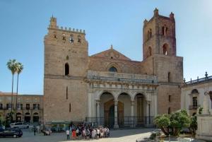 From Palermo: Cattedrale di Monreale Private Tour
