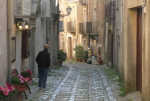 From Palermo: Erice, Salt Pans, and Segesta Day Trip