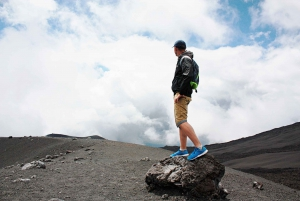 From Palermo: Mount Etna Full-Day Trip