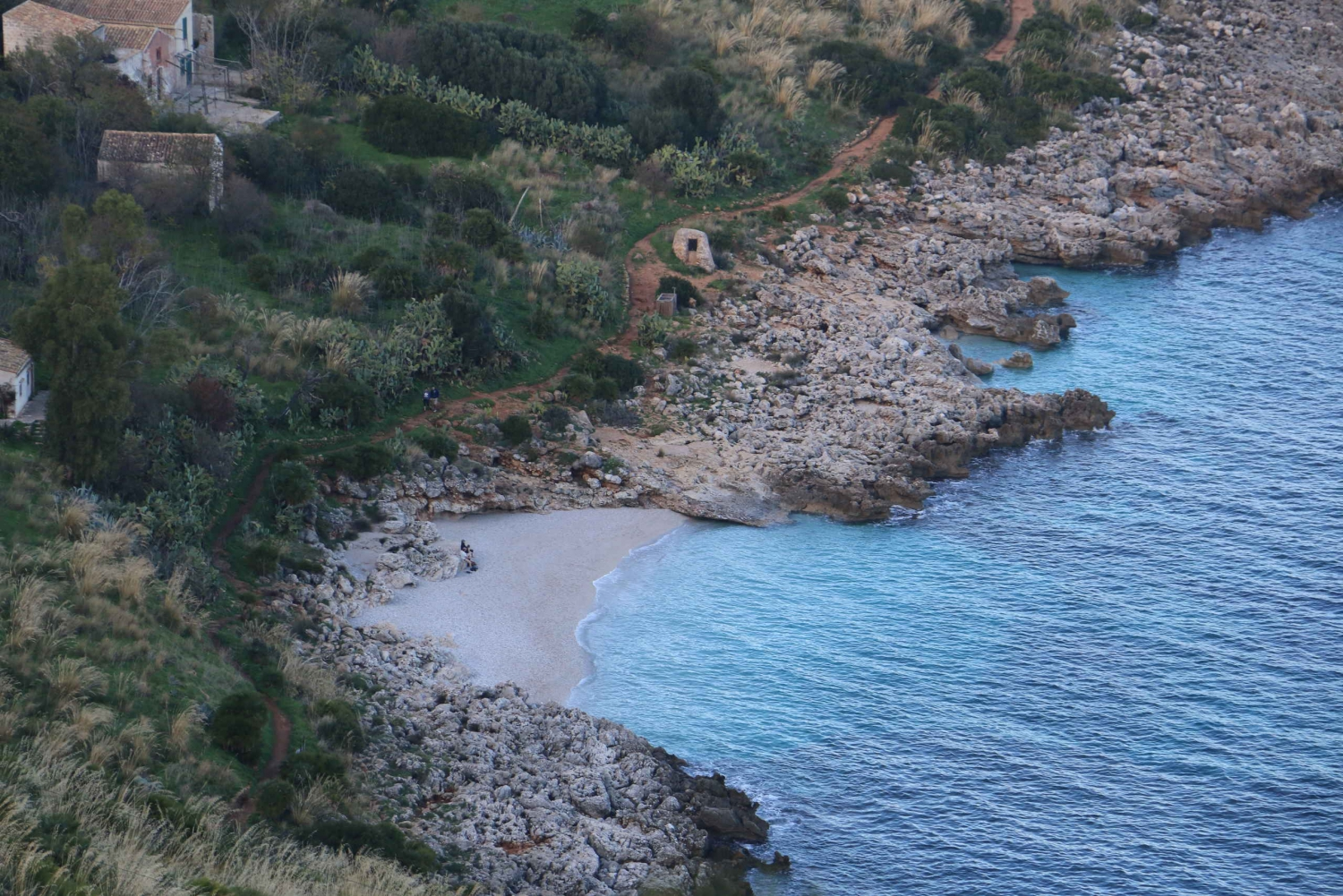 From Palermo: Nature and Sea at the Zingaro Reserve