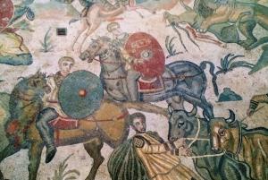 From Taormina: Full-Day Agrigento & Piazza Armerina