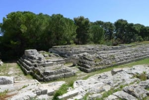 From Taormina: Full-Day Guided Tour of Syracuse