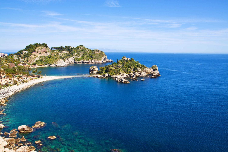 From Taormina: Isola Bella Mini Cruise