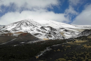 From Taormina or Catania: Full-Day Mount Etna Hike