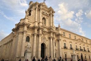 From Taormina: Siracusa & Noto Small-Group Tour