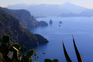 From Tropea: Day Tour to the Aeolian Islands