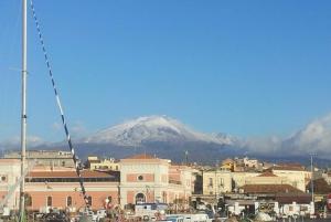 Full-Day Etna and Taormina Combination Tour