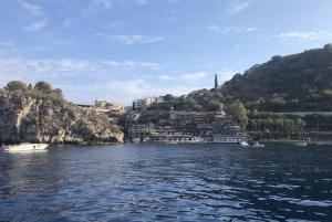 Giardini Naxos: Half-Day Boat Trip to Taormina