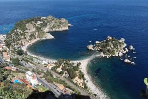Giardini Naxos, Taormina and Castelmola Tour