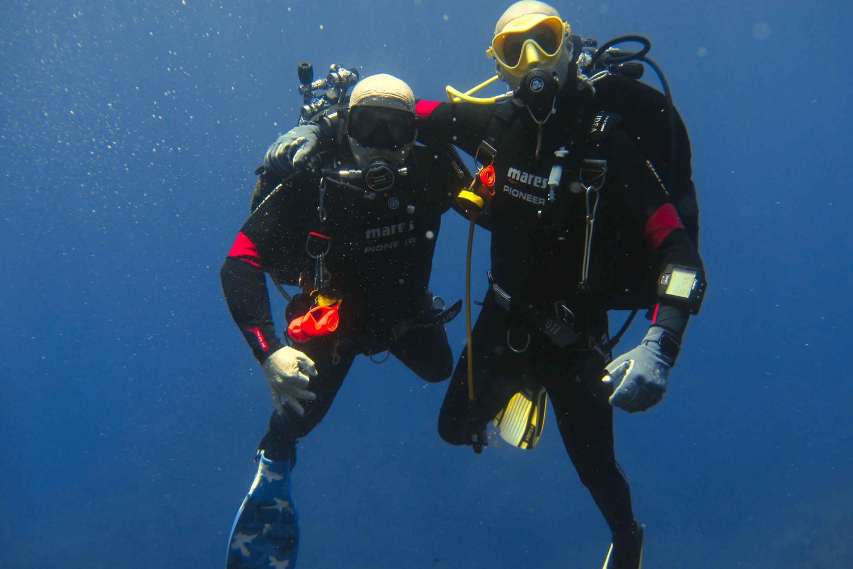 Gulf of Catania: Diving Tour