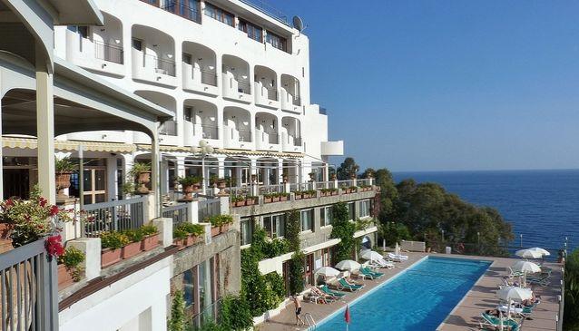 Hotel Antares - Olimpo - Le Terrazze