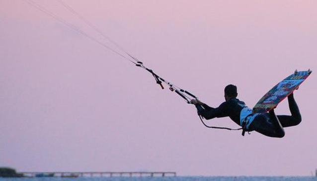 Kitesurfing school BKT