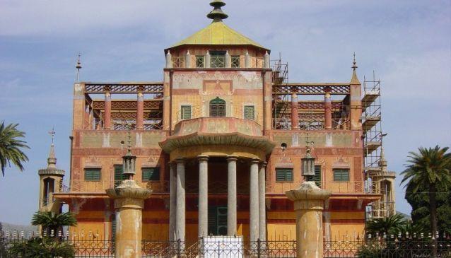 La Palazzina Cinese - The Chinese Mansion