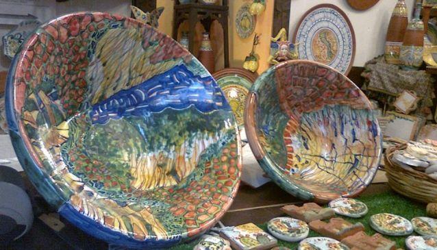 Laboratorio Ceramiche d'Arte - Paola Luisa Amico