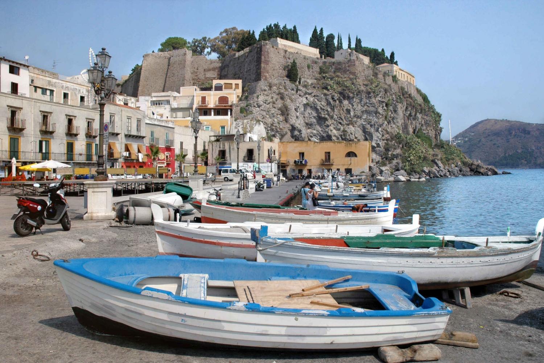 Lipari and Vulcano Mini cruise: Classic Aeolian Tour