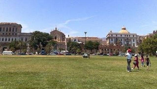 Lungomare Foro Italico, Palermo