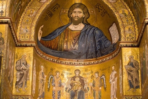 Monreale and Cefalù Half Day Tour from Palermo
