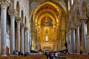 Monreale: Guided tour of Cathedral, Monastery and Mosaics