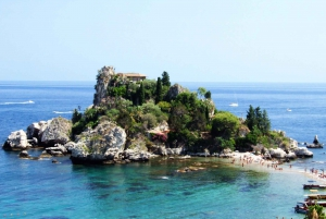 Mount Etna and Taormina Full-Day Excursion from Palermo