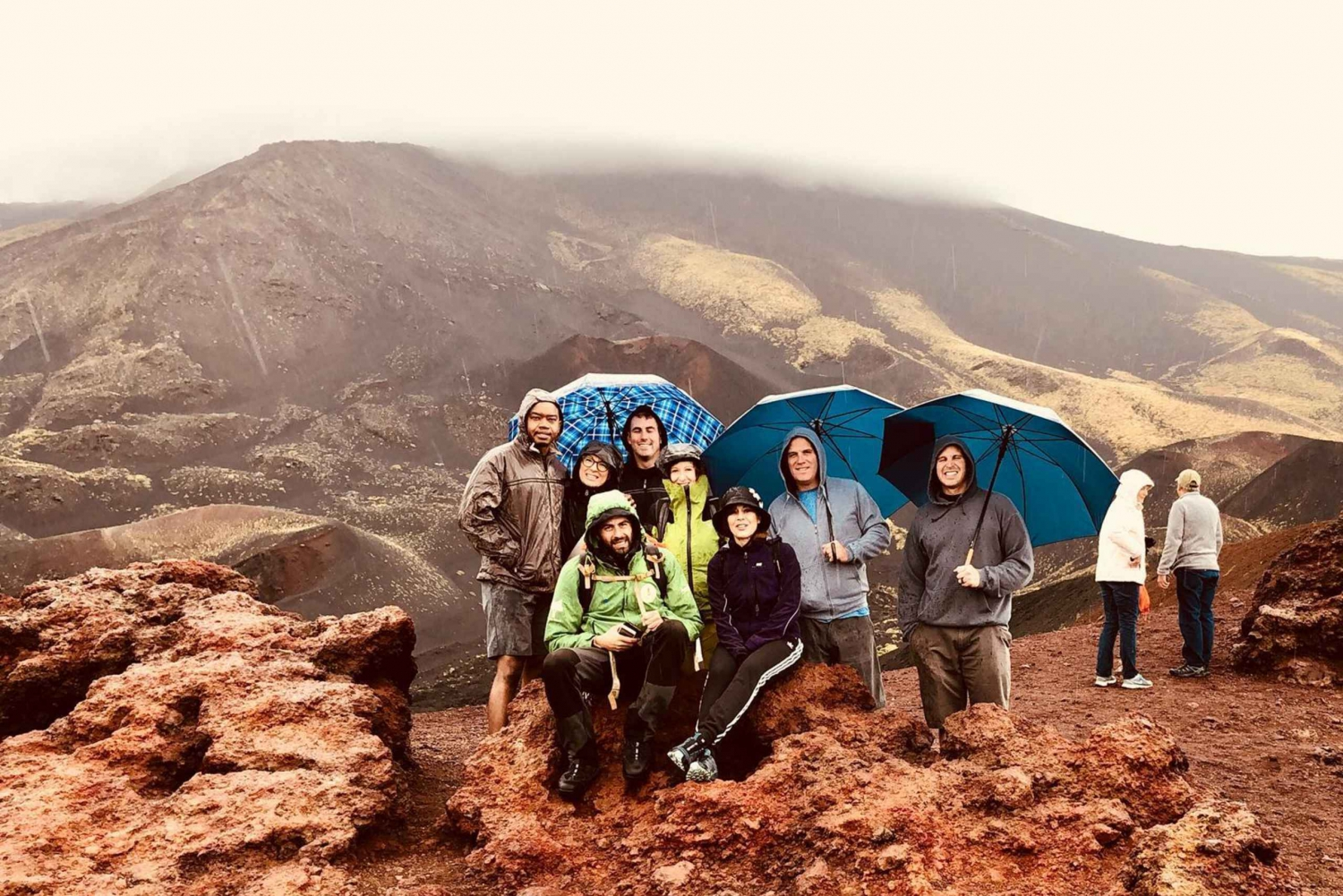 Mount Etna: Day Tour and Hike
