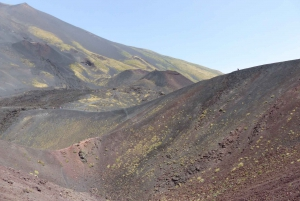 Mount Etna: Half-Day Guided Tour and Hike