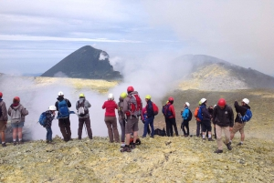 Mount Etna: Summit Craters Excursion