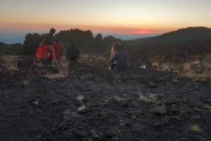 Mount Etna: Sunset Soft Trek in the Recent & Old Lava Flows