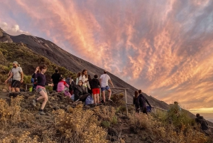 Mount Stromboli: 400m-High Summit Excursion