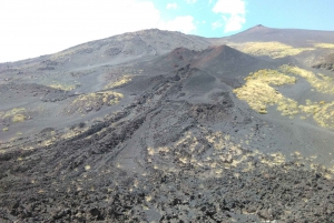 Mt. Etna: Private Tour in 4x4 from Taormina