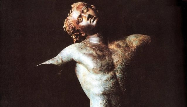 Museo del Satiro - The Dancing Satyr