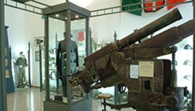 Museo di Cimelo Storico Militari