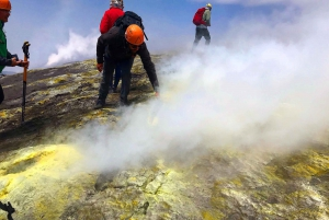 Nicolosi: Summit Craters of Mount Etna Excursion