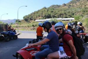 Off-Road ATV Tour of Mount Etna