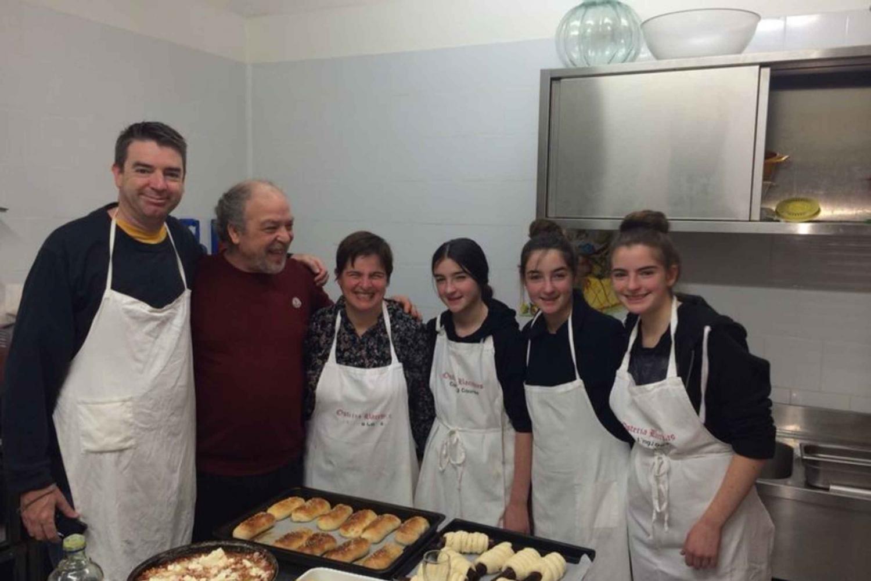 Osteria Bacchus: Premium Sicilian Cooking Lesson