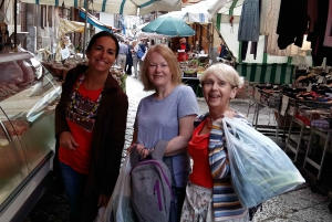 Palermo 3-Hour Small Group Private Walking and Tasting Tour