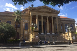 Palermo 3-Hour Street Food and History Walking Tour
