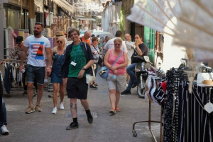Palermo: 3-Hour Street Food and Local Market Tour