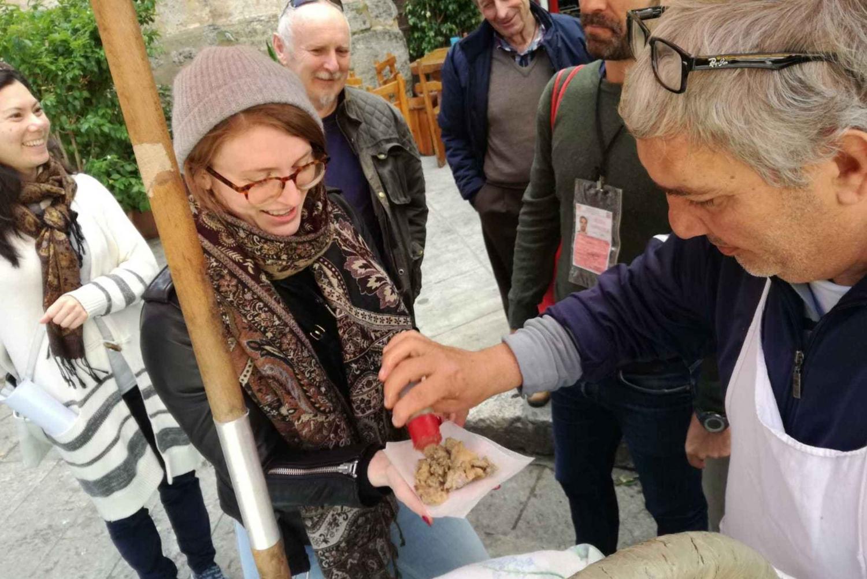 Palermo: 3-Hour Street Food Tour