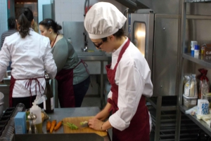 Palermo: Cooking and Limoncello Class