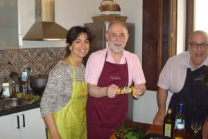 Palermo Half-Day Cooking Class & Market Tour